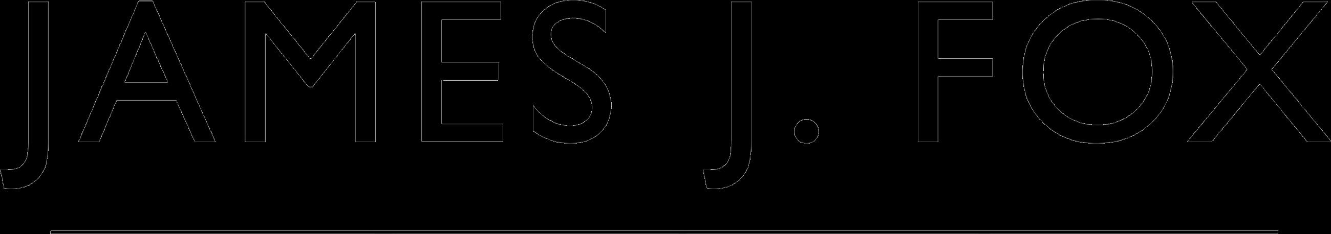 James J. Fox Logo
